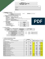 Informe Formatos Avance Valorizado