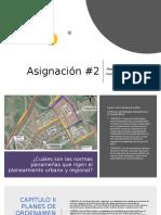Asignación #2 planemiento ISAAC ESCUDE ALEJANDRO ARRUE