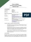 UT Dallas Syllabus for aim6380.501.11s taught by Mark Salamasick (msalam)