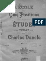 Etudes pour Violon seul par Charles Dancla by Данкла Ш. (z-lib.org)