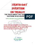TRINITY, The SDA Church on Trial