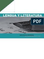 CABA - Diseño curricular - Lengua y Literatura- Trayecto completo de 1ro a 5to año