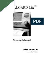 Fetalgard Analogic Service Manual