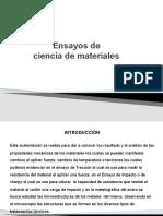 presentacion ciencia materiales