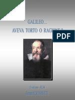 4234 - Galileo Aveva Torto o Ragione Vol II