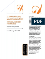 La educacion como acontecimient - Barcena, Fernando; Melich, Joan.pdf