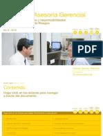 Importancia de los roles y responsabilidades en la Gestión Integral de Riesgos | PwC Venezuela