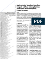 artigo modelagem matematica em parametros de fios