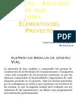 Elementos Del Proyecto Geométrico.