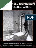 Stonehell Dungeon 1 Down Night Haunted Halls (LL)