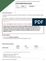 [M4-E1] Evaluación (Actividad Interactiva)_ BASE DE DATOS APLICADA A LOS NEGOCIOS (OCT2019)