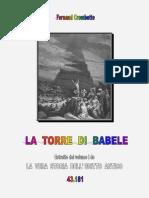 43181 - La Torre Di Babele