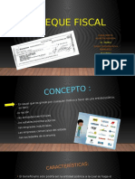 CHEQUE FISCAL