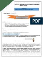CIENCIAS NATURALES GUÍA No 4 TEORÍAS grado 6 (1)
