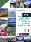 Evaluación Local Integrada y Estrategia de Adaptación al CC en el Río Santa