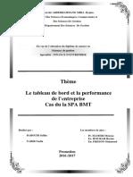 Le tableau de bord et la performance de l'entrepris.pdf