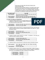 Clasificación de aceros Mat y Pro-4