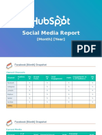 social-media-report