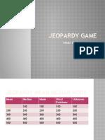 sierra jeopardy mean median and mode