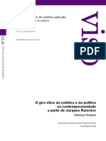 VICENZI,V. O giro estético da ética e da política na contemporaneidade a apartir de JR