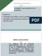 Diapositivas Familia delitos penales