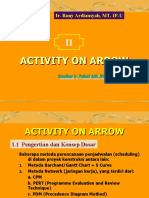 3 Activity and Arrow