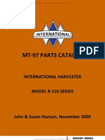 Mt-97 Parts Catalog Complete