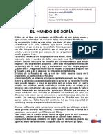 EL MUNDO DE SOFÍA.jsddocx.docx