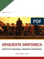 Orquesta Sinfónica Infantil - Juvenil IRFE