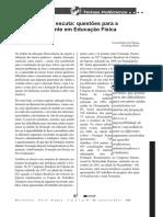capacidade de escuta questões para formação docente em Educação Física.pdf