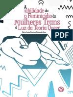 A aplicabilidade da Lei do Feminicídio às mulheres trans à luz da Teoria Queer.pdf