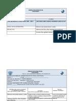 TABLAS DE PLANIFICACION SEGUNDO