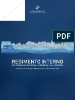 REGIMENTO INTERNO TRF-4