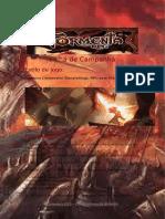 Ficha de Campanha - Tormenta D20 - Os caçadores de Kobolds