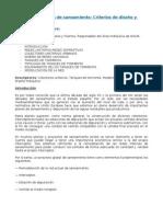 Las redes unitarias de saneamiento. Criterios de diseño y control (Miguel Salaverria Monfort)