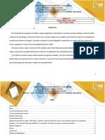Anexo- Fase 3 – Diagnóstico Psicosocial en el contexto educativo