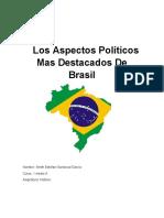 Aspectos político de brasil
