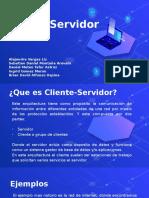 Cliente servidor (2)