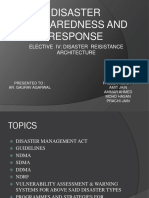 PRACHI P4.U5 Disaster Preparedness & Response-converted