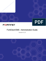 FortiClient_EMS_6.2.6_Administration_Guide