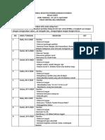 Jadwal  Belajar Anak Usagi 1-11 April