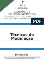 AULA 2 - TECNICAS DE MODULAÇÃO.pptx