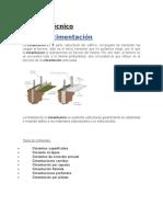 Boletín Técnico cimentacion