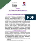 Normas de textualización y paratexto
