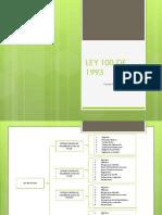 4. Diapositivas Ley 100 de 1993