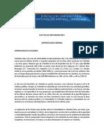 Antropología Criminal - Unidad 3