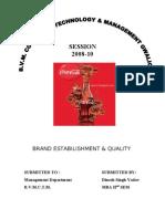 Coca Cola summer report File