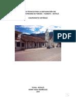 PRIMER INFORME COMPONENTE HISTORICO TEMPLO DOCTRINERO DE TOBASÍA.pdf