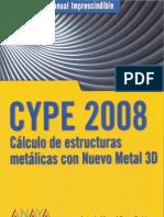 CYPE2008-Calculo de estructuras metálicas con Nuevo Metal 3D