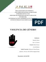 VIOLENCIA DE GENERO 123